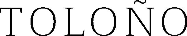 Logo Black Line de Toloño