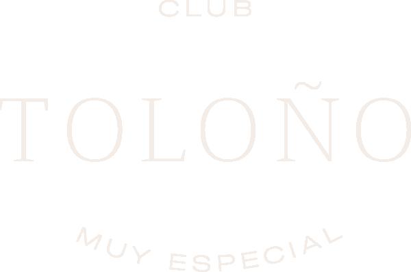 Toloño logo light